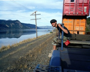 A train-hopping, college drop-out with a penchant for poetry and lo-fi folk music, Hobo is the metaphorical pack mule of the two.