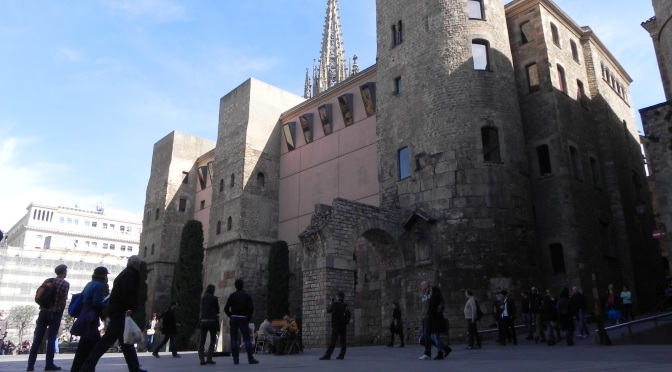 If Ever in Barcelona, Don't Forget to Dance