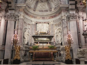 The Altar of Saint Rainerius.