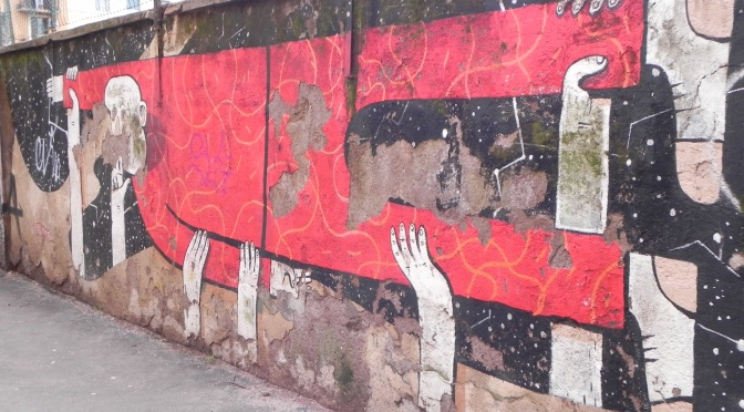 Street Art of Rome: The Teaser