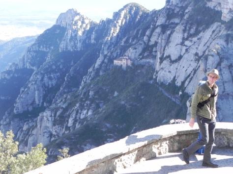 Marta takes us to Montserrat.
