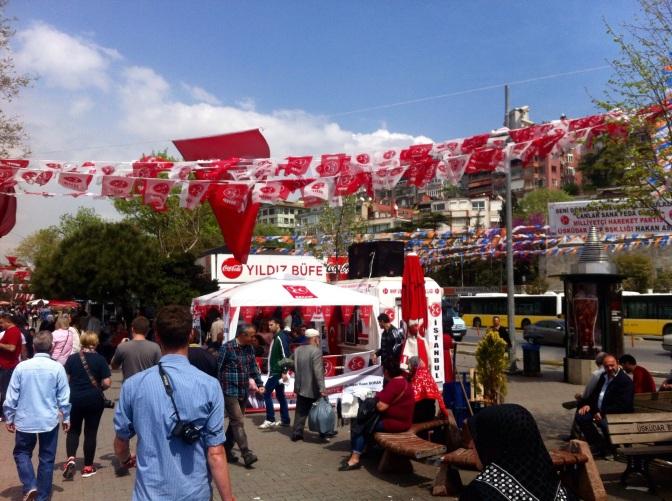 Election season in Turkey