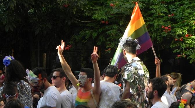 Istanbul Gay Pride Parade